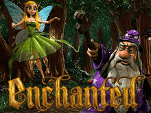 Слот Enchanted на деньги в Вулкан казино